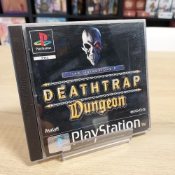 DEATHTRAP DUNGEON COMPLET PS1