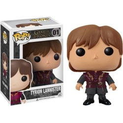 GAME OF THRONES TYRION LANNISTER FUNKO POP N°01