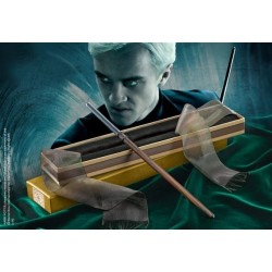 REPLIQUE BAGUETTE BOITE OLLIVANDER DRAGO MALFOY HARRY POTTER