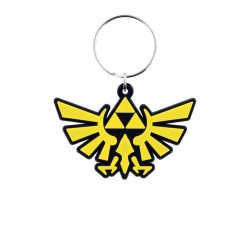 PORTE CLE ZELDA TRIFORCE