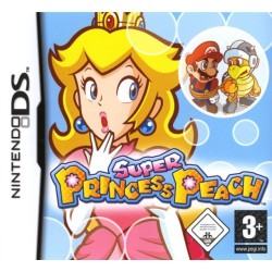 SUPER PRINCESS PEACH OCCASION NINTENDO DS