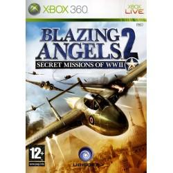 BLAZING ANGELS 2 SECRET MISSION OCCASION SUR XBOX 360