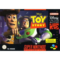 TOY STORY OCCASION SNES PAL VERSION