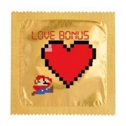 PRESERVATIF MARIO LOVE BONUS