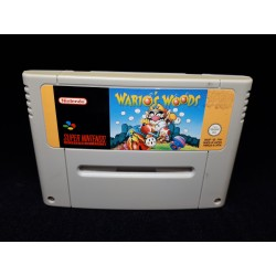 WARIO'S WOOD OCCASION SUR SNES