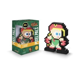 PIXEL PALS CAMMY STREET FIGHTER N°021