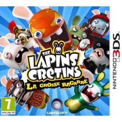 LAPINS CRETINS LA GROSSE BAGARRE NINTENDO 3DS