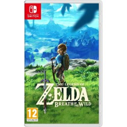 THE LEGEND OF ZELDA : BREATH OF THE WILD SUR NINTENDO SWITCH OCCASION