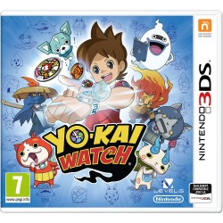 YO-KAI WATCH SUR NINTENDO 3DS OCCASION