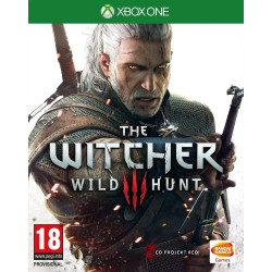 THE WITCHER 3 : WILD HUNT XBOX ONE OCCASION