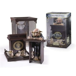 CREATURE MAGIQUE FIGURINE GRINGOTTS GOBLIN NOBLE COLLECTION HARRY POTTER