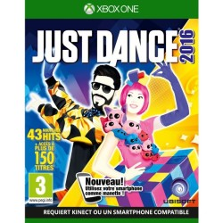 JUST DANCE 2016 OCCASION SUR XBOX ONE