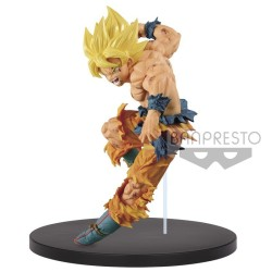 FIGURINE BANPRESTO DRAGON BALL Z SUPER SAIYAN SON GOKU MATCH MAKERS