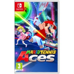 MARIO TENNIS ACES OCCASION SUR NINTENDO SWITCH