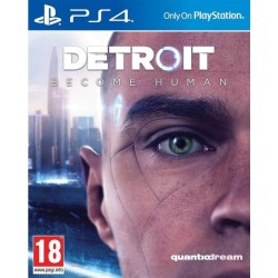 DETROIT BECOME HUMAN OCCASION PS4