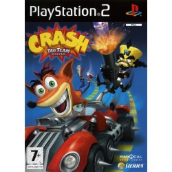 CRASH TAG TEAM RACING OCCASION SUR PS2