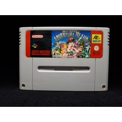 SUPER ADVENTURE ISLAND LOOSE OCCASION SNES