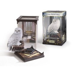 CREATURE MAGIQUE FIGURINE HEDWIGE NOBLE COLLECTION HARRY POTTER N°1