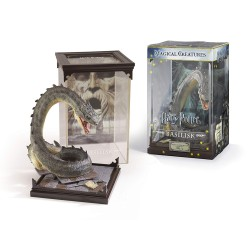 HARRY POTTER CREATURE MAGIQUE BASILISK NOBLE COLLECTION N°3