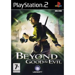 BEYOND GOOD & EVIL OCCASION SUR PLAYSTATION 2