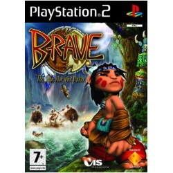 BRAVE : THE SEARCH FOR SPIRIT DANCER OCCASION SUR PS2