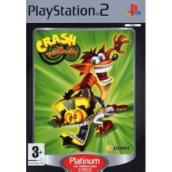 CRASH TWINSANITY VERSION PLATINIUM OCCASION PS2