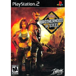 FALLOUT BROTHERHOOD OF STEEL OCCASION PS2