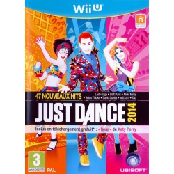 JUST DANCE 2014 OCCASION SUR WII U