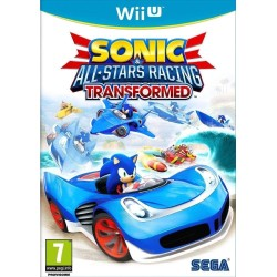 SONIC & ALL STARS RACING TRANSFORMED OCCASION SUR WII U