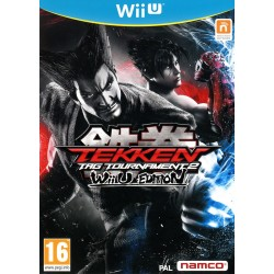 TEKKEN TAG TOURNAMENT 2 OCCASION SUR WII U