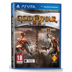 GOD OF WAR COLLECTION OCCASION SUR PS VITA