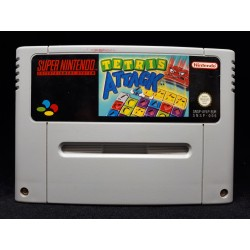 TETRIS ATTACK LOOSE SUR SNES