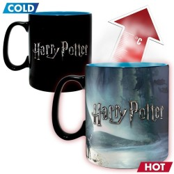 MUG THERMO-REACTIF HARRY POTTER PATRONUS
