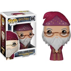 FUNKO POP! HARRY POTTER ALBUS DUMBLEDORE N°04