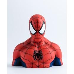 TIRELIRE MARVEL BUSTE SPIDER-MAN