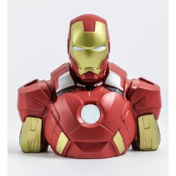 TIRELIRE MARVEL BUSTE IRON MAN