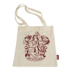 SHOPPING BAG HARRY POTTER INCLUDE INSIDE POCKET GRYFFONDOR