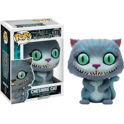 ALICE IN WONDERLAND FUNKO POP! CHESHIRE CAT N°178