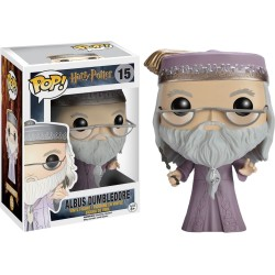 HARRY POTTER FUNKO POP! ALBUS DUMBLEDORE N°15 EXCLUSIVE