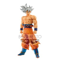 DRAGON BALL SUPER FIGURINE GRANDISTA SON GOKU ULTRA INSTINCT