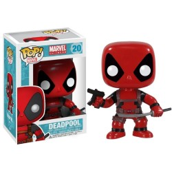 MARVEL FUNKO POP! DEADPOOL N°20
