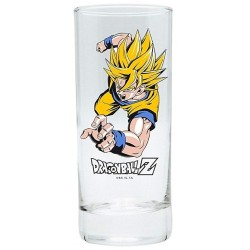 VERRE DRAGON BALL Z GOKU
