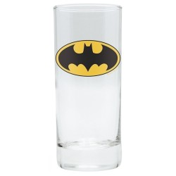 VERRE DC COMICS BATMAN LOGO