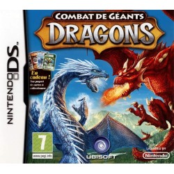 COMBAT DE GÉANTS DRAGONS OCCASION SUR DS