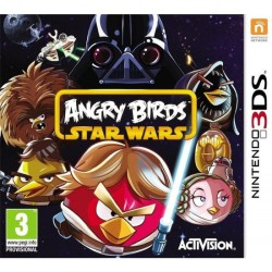 ANGRY BIRDS STAR WARS OCCASION SUR NINTENDO 3DS