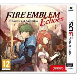 FIRE EMBLEM ECHOES : SHADOWS OF VALENTIA OCCASION SUR NINTENDO 3DS