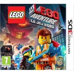 LEGO LA GRANDE AVENTURE - LE JEU VIDEO OCCASION SUR NINTENDO 3DS