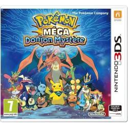 POKEMON MEGA DONJON MYSTERE OCCASION SUR NINTENDO 3DS