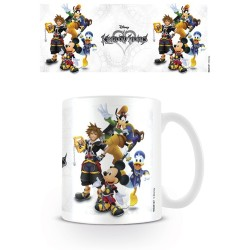 MUG DISNEY KINGDOM HEARTS GROUP