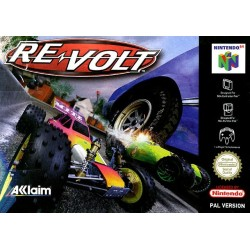 RE-VOLT PAL SUR NINTENDO 64 OCCASION